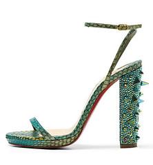 shoe(0.0), halter(0.0), limb(0.0), basic pump(1.0), footwear(1.0), aqua(1.0), high-heeled footwear(1.0), turquoise(1.0), sandal(1.0), teal(1.0),