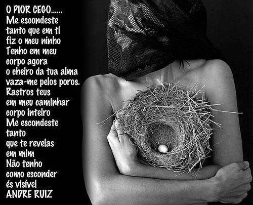 O PIOR CEGO.... by amigos do poeta