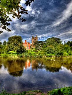 Hereford upon Wye