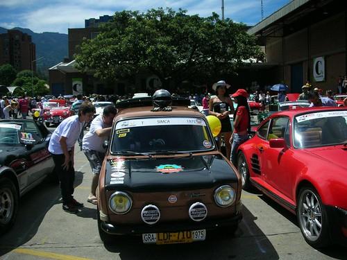 2012 AGO - EVENTO - FERIA DE LAS FLORES - MEDELLIN