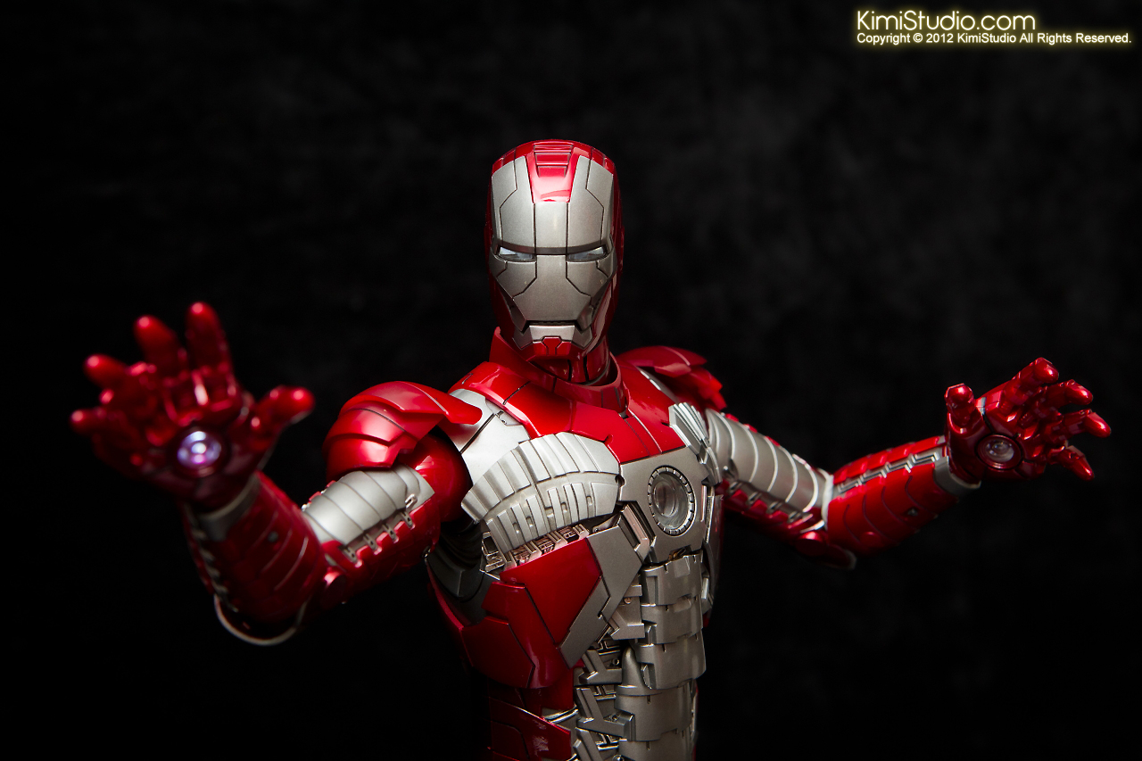 2012.09.01 Hot Toys Iron Man Mark V-032