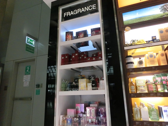 duty free shop - Arrival Suvarnabhumi International Airport
