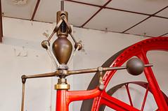 Régulateur de machine à vapeur - Photo of Talmontiers