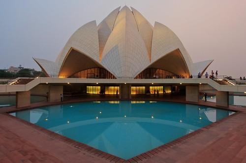 india architecture canon temple lotus delhi religion marble bahai newdelhi lotustemple iphotooriginal bahaihouseofworship