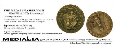 Medialia gallery The Medal in America II exhibit.PNG