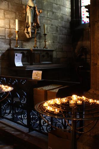Candle-devotions
