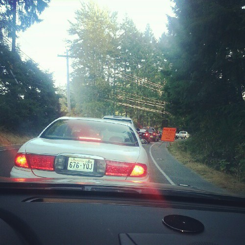 Not gonna miss this so much. #traffic #morningcommute #onemoreday