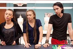 Dmitry, Elena, and Alicia