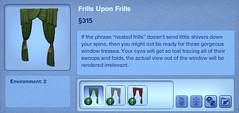 Frills Upon Frills