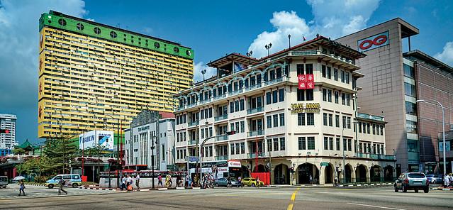 Chinatown Singapore...