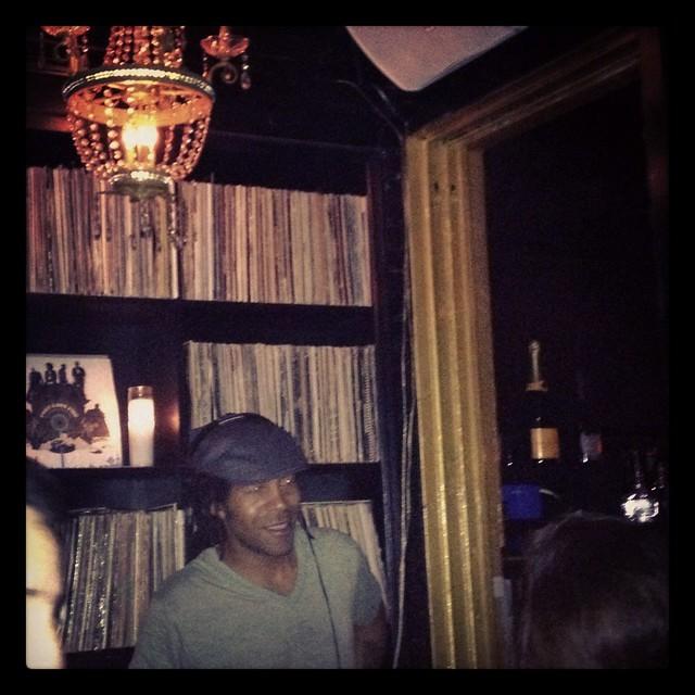 @ Eighteenth Street Lounge