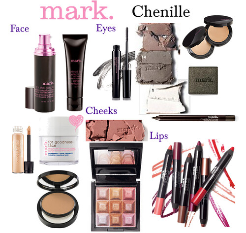 Livingaftermidnite : mark. Makeup Monday : Chenille