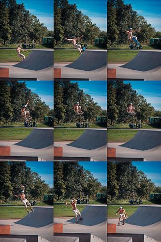 Sean - Grab @ Radlands Plaza, Northampton - Sequence