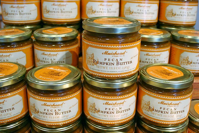 Muirhead Pumpkin Butter