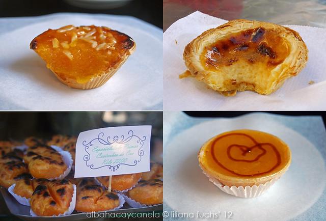 Dulces en Oporto