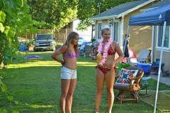 Natalie and Annika