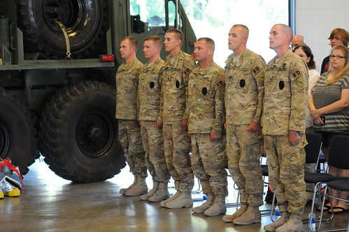 Firefighting team returns from Afghanistan on 9/11