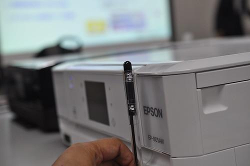 エプソン カラリオ プリンター EP-805