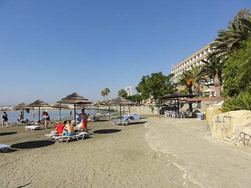Crowne Plaza Limassol beach