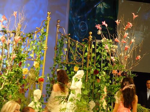 Veronica de la Canal: Le Jardin Enchante