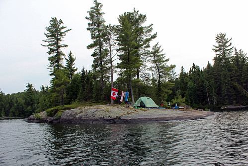 Temagami, Ontario: Anima Nipissing and Temagami Lakes, Finlayson Point Provincial Park, July 03-14, 2012