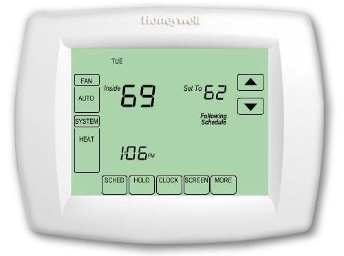 Honeywell TH8110U1003 Vision Pro 8000 Digital Thermostat by jessicamijares