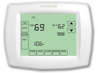 Honeywell TH8110U1003 Vision Pro 8000 Digital Thermostat