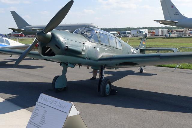 Messerschmitt Bf 108 B Taifun