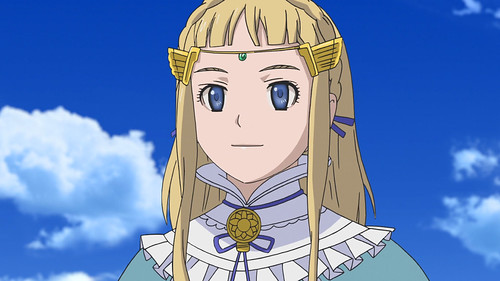 120915 - ミリア・イル・ヴェルク・クトレットラ・トゥラン〔米莉亞·伊爾·威路古·古列德拉·杜蘭,Princess Millia Il Velch Cutrettola Turan〕