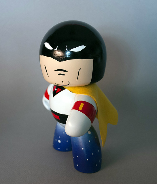 "6"" Space Ghost Mighty Muggs"