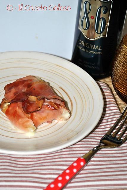 Fagottini di Speck al Valcasotto e Crema di Burro con Tartufo 2 (2)