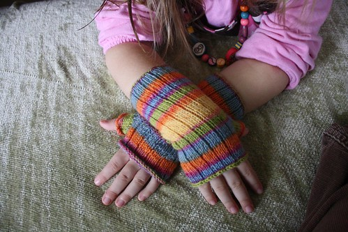 Little Arm Warmers