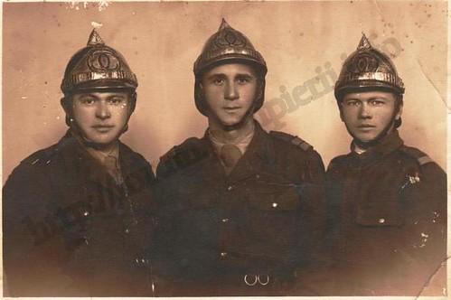 """Pompieri ...anii """"40"""