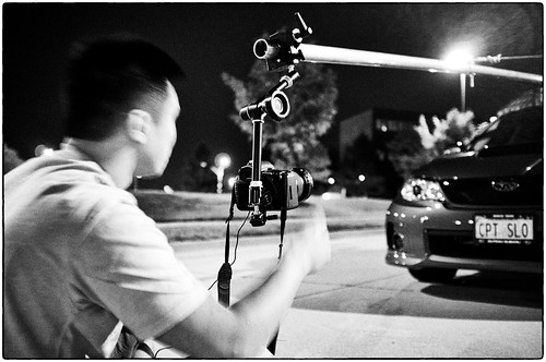 Shooting the Last Shots, September 16, 2012