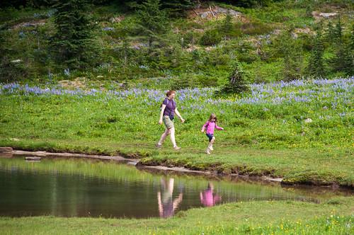 Naches Pond