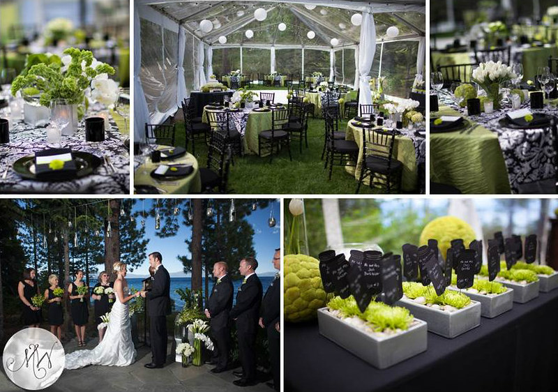Merrily Wed - Event Design and Planning, Lake Tahoe Weddings ...
