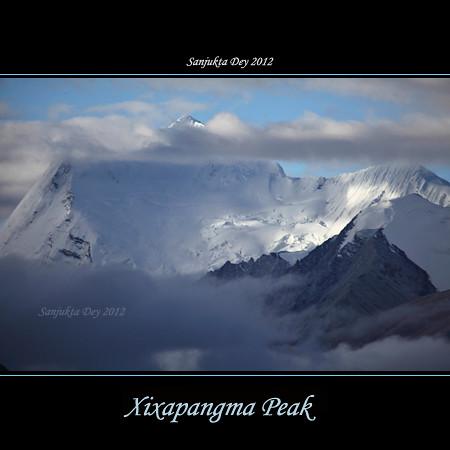 Xixapangma Peak 01, Tibet - 05/09/2012