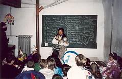 1996: Mardi Gras in Aríñez