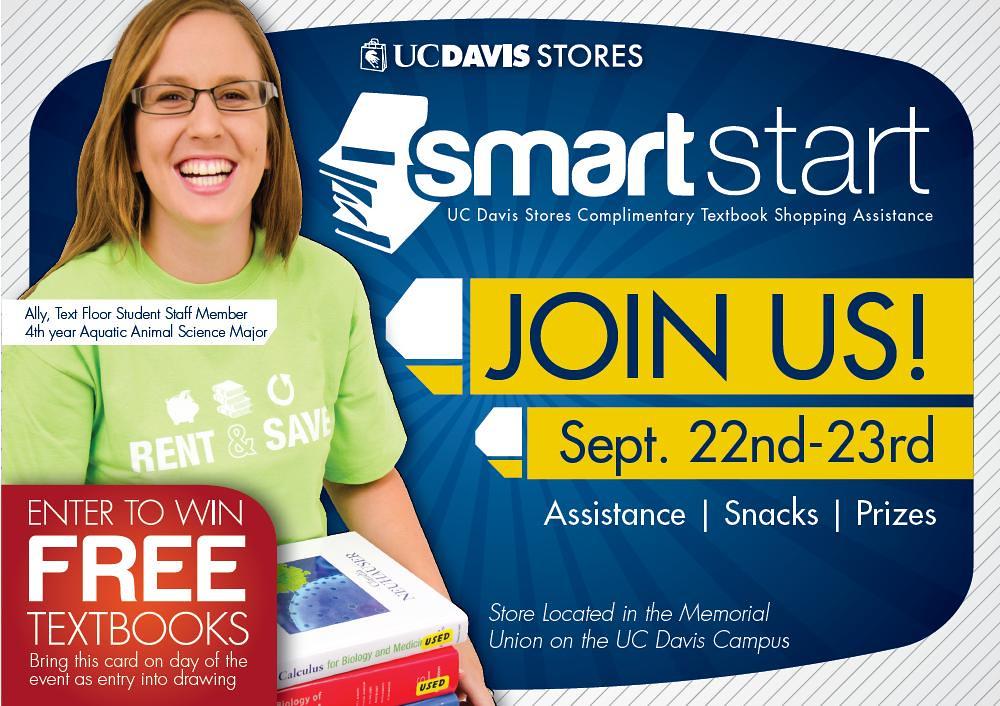 MBS Foreword Online - UC Davis Stores - Smart Start Event
