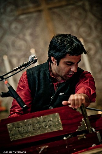 Riyaaz Qawwali at the Church of the Ascension