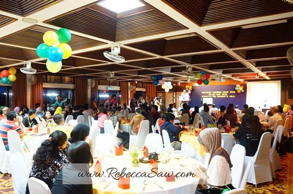 dinner Malaysia TOurism Hunt 2012 - Shahzan Inn Fraser Hill-012