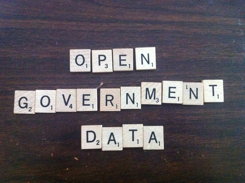 Open Government Data Scrabble