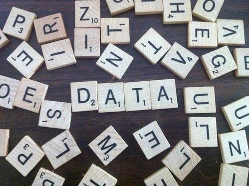 data (scrabble)