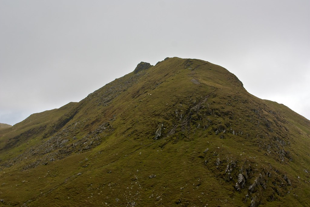 Meall Garbh (and the scramble)