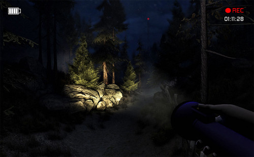 First Screenshots Of Slender: The Arrival Are Here
