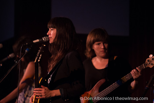 Azure Ray @ Swedish American Hall, SF 9/21/12