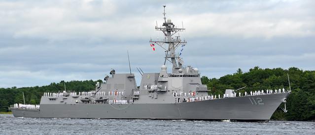 USS Michael Murphy (DDG - 112)