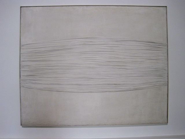 Piero Manzoni - Achrome Bianco