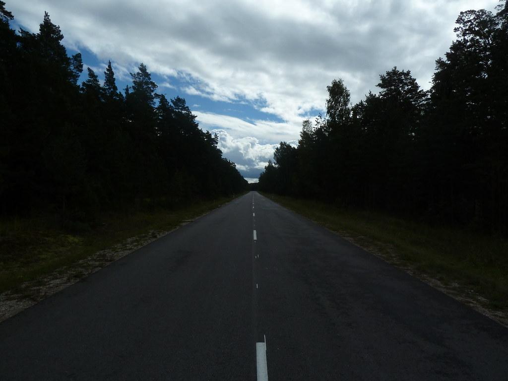 Carreteres de Hiiumaa (Estònia)