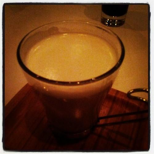 ベイリーズコーヒー。